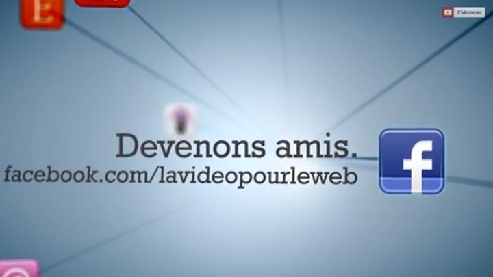Découvrez la liste des réseaux sociaux de www.LaVideopourleWeb.com