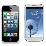 Comparatif Iphone 5 Galaxy S3 en mode vidéo