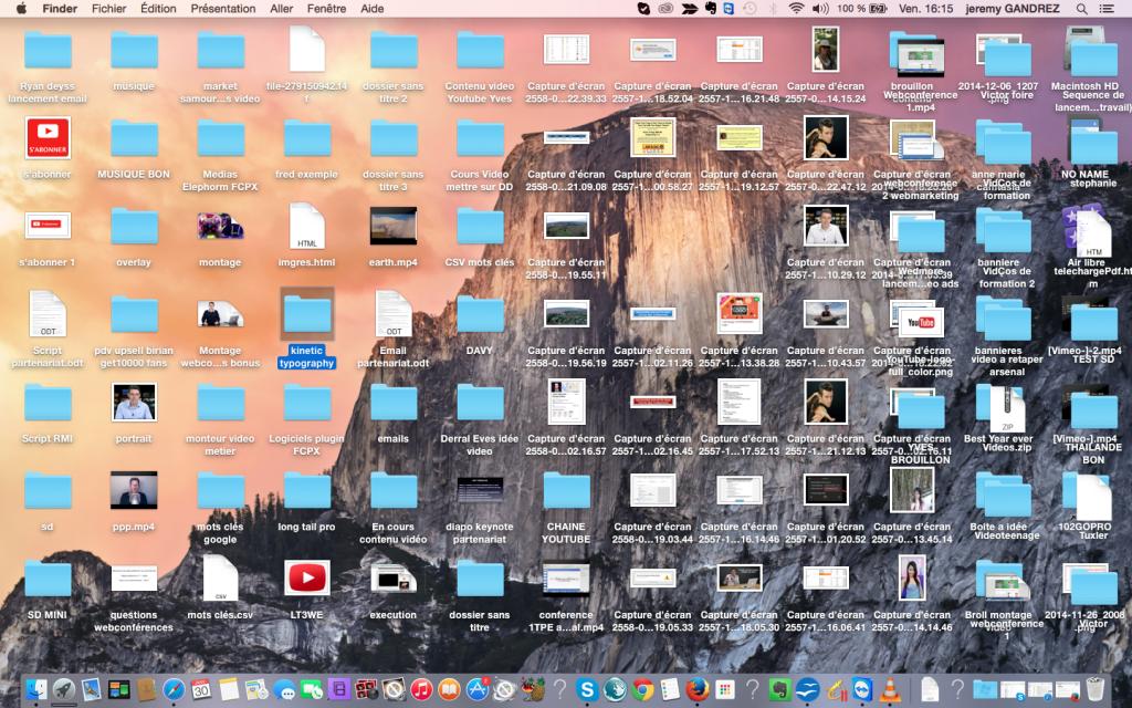 Conseils filmer son écran Mac
